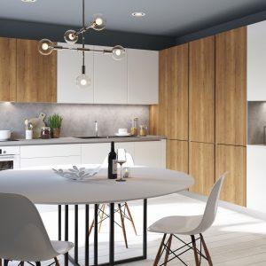 Kuchyňa Evermatt biela II.