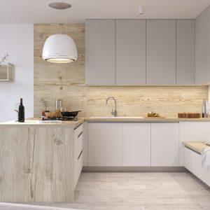 Kuchyňa Evermatt bielo sivá